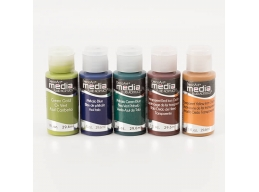 DecoArt Media Fluid Acrylics - Essentials