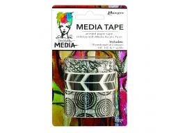 Dina Wakley Media Line by Ranger - Media Tape - Printed