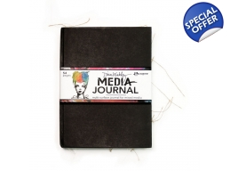 Dina Wakley Media Journal 8 x 10 NEW - PRE-ORDER