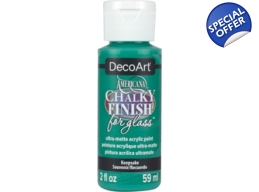 Keepsake Chalky Finish for Glass 2oz