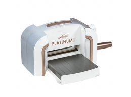 NEW Spellbinders Platinum 6 Die Cutting Machine