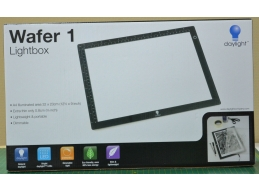 DayLight Wafer 1, A4 Lightbox, 32x23cm, Extra Thin 0.8cm, Dimmable, Lightweight