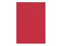 Groovi A5 Coloured Parchment Paper - Red 20 Sheets