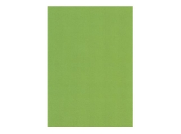 Groovi A5 Coloured Parchment Paper - Green 20 Sheets