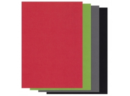 Groovi A5 Coloured Parchment Paper - Seasonal Mixed Pack 20 Sheets