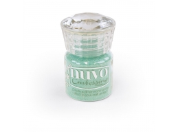 Nuvo Embossing Powder - Cool Jade - 608N