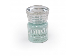 Nuvo Embossing Powder - Serenity Blue - 606N