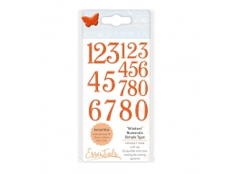 Essentials - Windsor Type - Numbers - 1689E