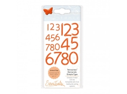Essentials - Simple Type - Numerals - 1683E