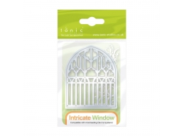 Faith Rococo Petite Range - Intricate Window - 1284E