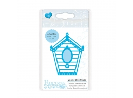 Home Rococo Petite - Quaint Bird House - 1292E