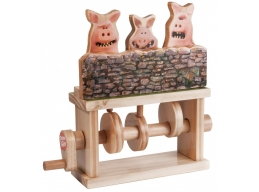 TimberKits - Three Pigs