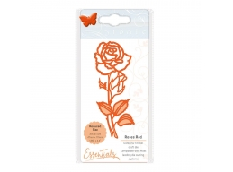 Tonic Studios - Essentials - Flowers & Flourishes - Roses Red - 1726E