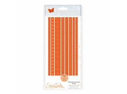 Tonic Studios - Essentials - Embellishment Strip Die Set - 1553E