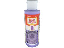 Mod Podge Sheer Color Purple 4 oz.
