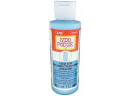 Mod Podge Sheer Color Aqua 4 oz.