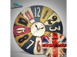 Tando Creative - Andy Skinner Reversible Clock Small
