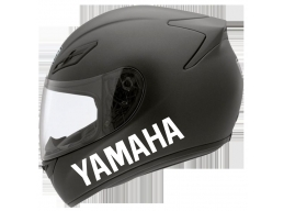Reflective Yamaha Stickers for tank or fairing | Stick and Glow Reflective Decals
