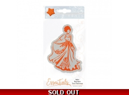 Belle Boutique Stamp Set – True Flamenco – 1212E