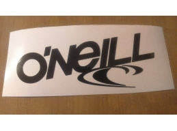 1x Reflective O'NEILL SURF - Car, Truck, Notebook, Skateboards, Vinyl Decal Sticker | Stick and Gl..
