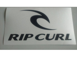 1x Reflective RIP CURL SURF - Car, Truck, Notebook, Skateboards, Vinyl Decal Sticker | Stick and G..