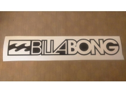 2x Reflective BILLABONG SURF - Car, Truck, Notebook, Skateboards, Vinyl Decal Sticker | Stick and ..
