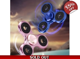 UK Anti Stress Fidget Hand Spinner Finger Gyro E..