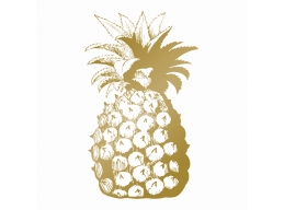 Anna Griffin Hotfoil Stamp Pineapple