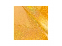 Gold Foil Iridenscent Speckled Pattern
