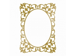 Anna Griffin Hotfoil Stamp Classic Frame