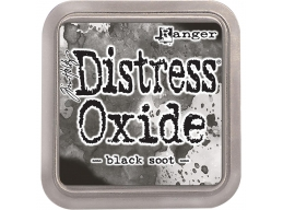 Black Soot , Tim Holtz - Distress Oxide Ink Pad