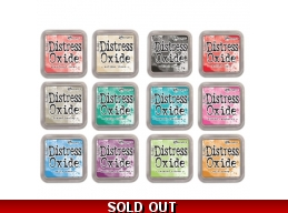 Tim Holtz Distress Oxides Ink Pad Bundle , SUMMER 2017 RELEASE