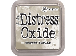 Frayed Burlap , Tim Holtz - Distress Oxide Ink Pad