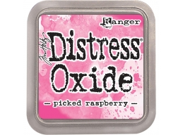 Picked Raspberry , Tim Holtz - Distress Oxide Ink Pad