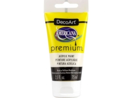 Hansa Yellow Medium Americana Premium Acrylic