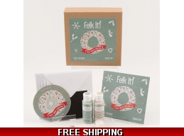 You Can Folk It! - Folky Christmas with Series No.1 Starter Kit