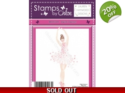 Stamps by Chloe - Ballet Dancer