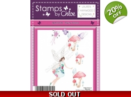 Stamps by Chloe - Fairy Scene