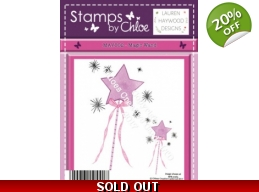 Stamps by Chloe - Magic Wand