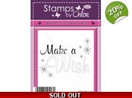 Stamps by Chloe - Starry Make a Wish
