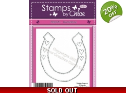 Stamps by Chloe - Horseshoe