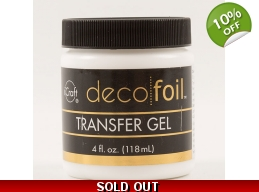 Therm-o-web Deco Foil™ Transfer Gel - 4fl oz