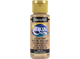 Mink Tan - 2oz DecoArt Americana Acrylic Paint
