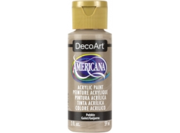 Pebble - 2oz DecoArt Americana Acrylic Paint