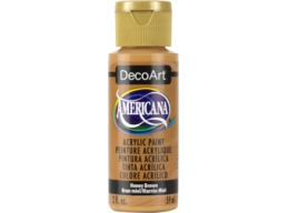 Honey Brown - 2oz DecoArt Americana Acrylic Paint