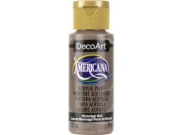 Mississippi Mud - 2oz DecoArt Americana Acrylic Paint
