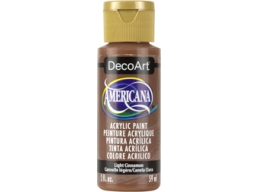 Light Cinnamon - 2oz DecoArt Americana Acrylic Paint
