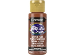 Burnt Sienna - 2oz DecoArt Americana Acrylic Paint