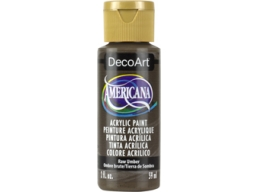 Raw Umber - 2oz DecoArt Americana Acrylic Paint