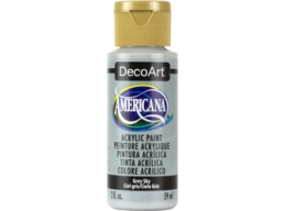 Grey Sky - 2oz DecoArt Americana Acrylic Paint